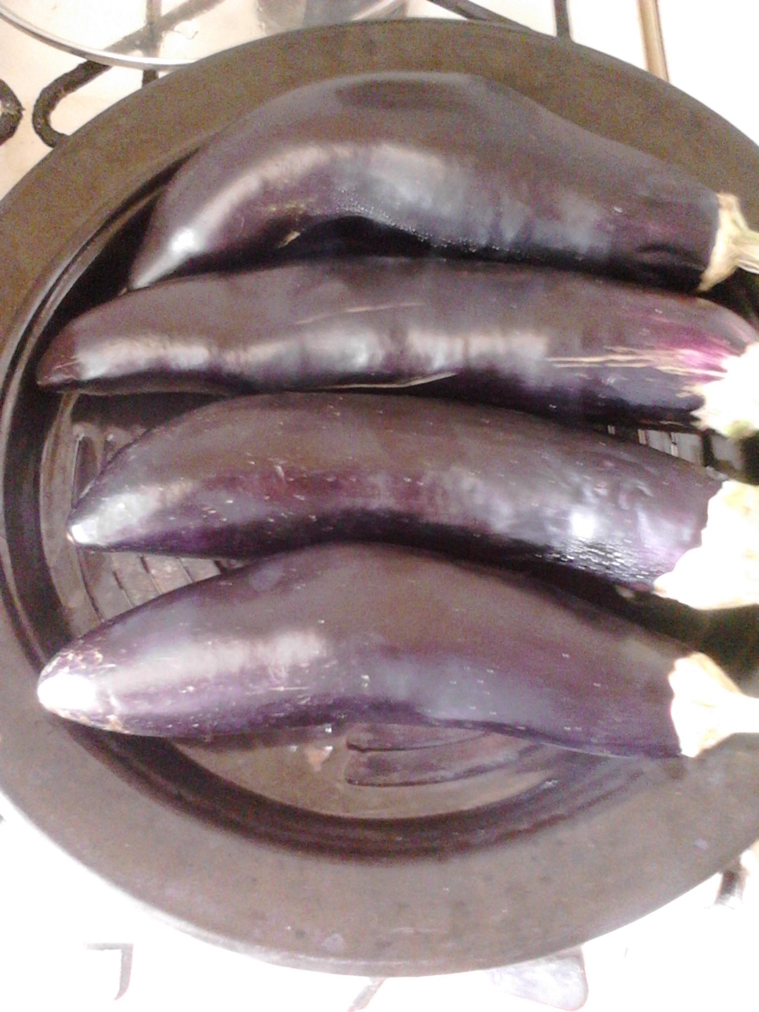 Баклажаны на костре - пошаговый рецепт с фото на Повар. ру 58
